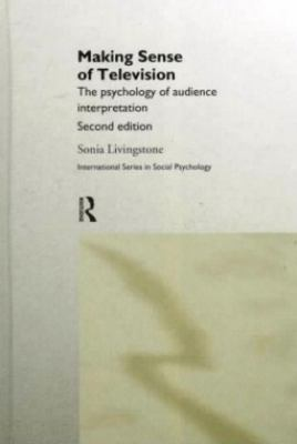 Making Sense of Television: 2nd Edition 9780415186230