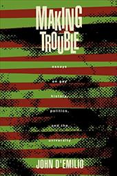Making Trouble: Essays on Gay History, Politics, and the University