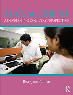 Management: A Developing Country Perspective 9780415590693