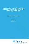 Management of Technology: Perception and Opportunities 9780412643705