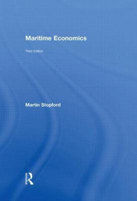 Maritime Economics 9780415275576
