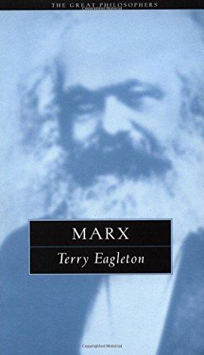 Marx: The Great Philosophers 9780415923774