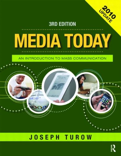 Media Today: An Introduction to Mass Communication [With DVD ROM] 9780415876063