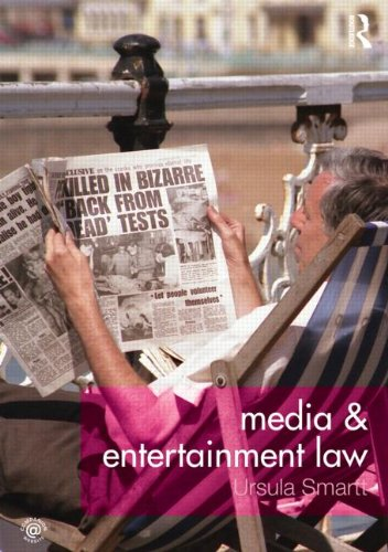 Media & Entertainment Law 9780415577564