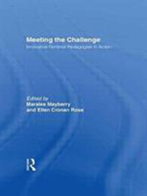 Meeting the Challenge: Innovative Feminist Pedagogies in Action 9780415922494