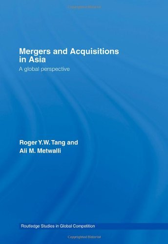 Mergers and Acquisitions in Asia 9780415769969