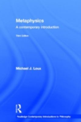 Metaphysics: A Comtemporary Introduction 9780415401333