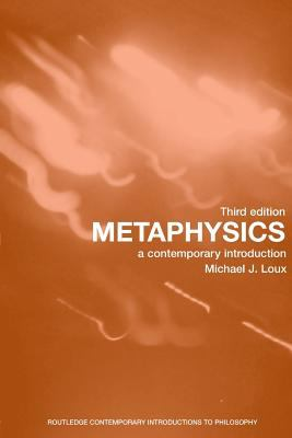 Metaphysics: A Contemporary Introduction 9780415401340