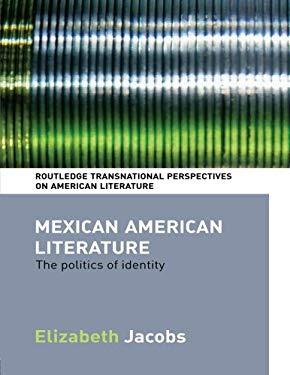 Mexican American Literature 9780415544061