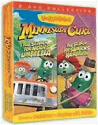 Minnesota Cuke: The Search for Noah's Umbrella & the Search for Samson's Hairbrush