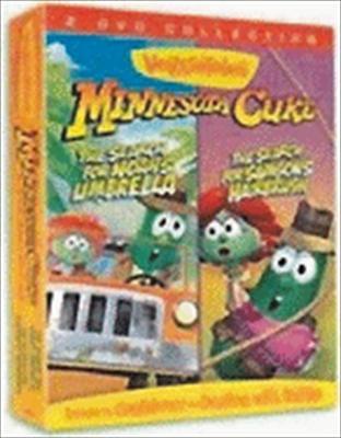 Minnesota Cuke: The Search for Noah's Umbrella & the Search for Samson's Hairbrush