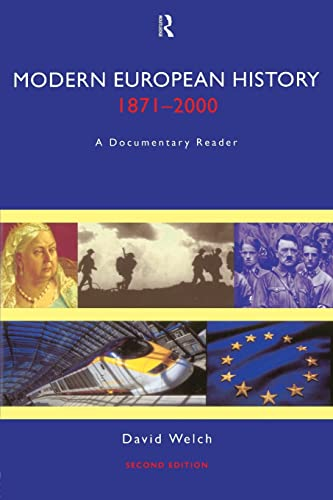 Modern European History, 1871-2000: A Documentary Reader, Second Edition - 2nd Edition