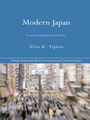 Modern Japan: A Social and Political History 9780415185387