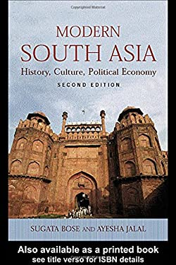Modern South Asia: History, Culture and Political Economy - 2nd Edition