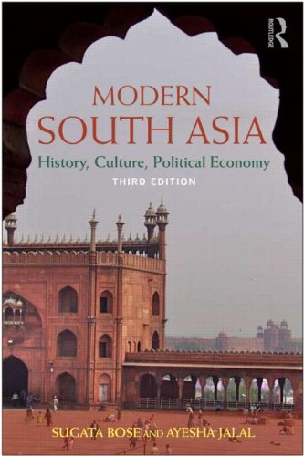 Modern South Asia: History, Culture, Political Economy 9780415779432