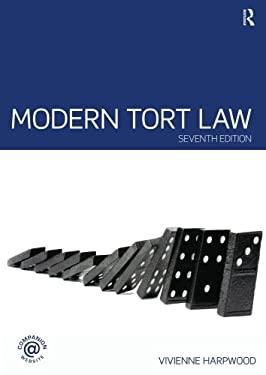Modern Tort Law 9780415458467