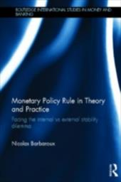 Monetary Policy Rule in Theory and Practice 16392490