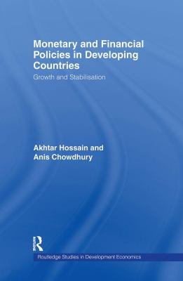 Monetary and Financial Policies in Developing Countries 9780415108706
