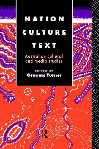 Nation, Culture, Text 9780415088855