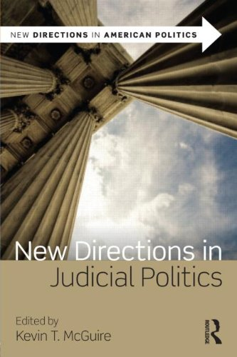 New Directions in Judicial Politics 9780415893329