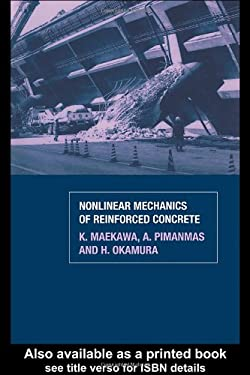 Nonlinear Mechanics of Reinforced Concrete 9780415271264