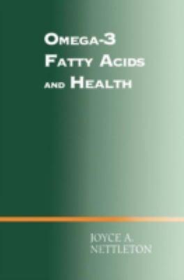 Omega-3 Fatty Acids and Health 9780412988615