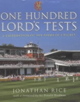 One Hundred Lord's Tests