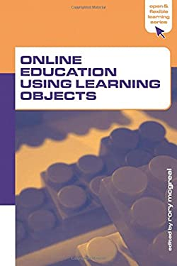 Online Education Using Learning Objects 9780415416603
