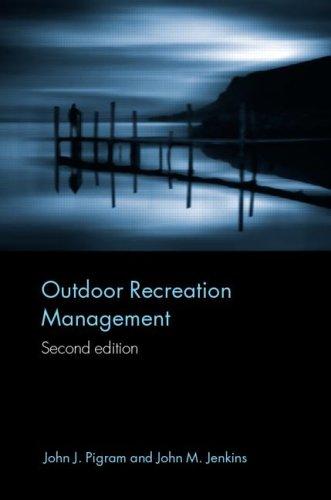 Outdoor Recreation Management 9780415365413