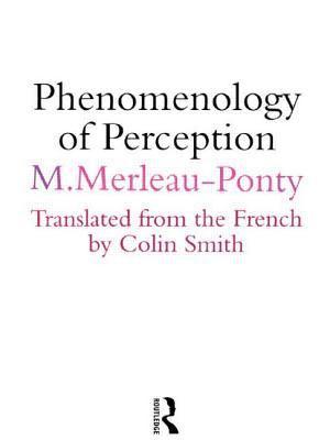 Phenomenology of Perception: An Introduction 9780415045568