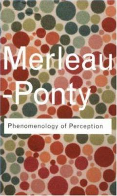 Phenomenology of Perception 9780415278416