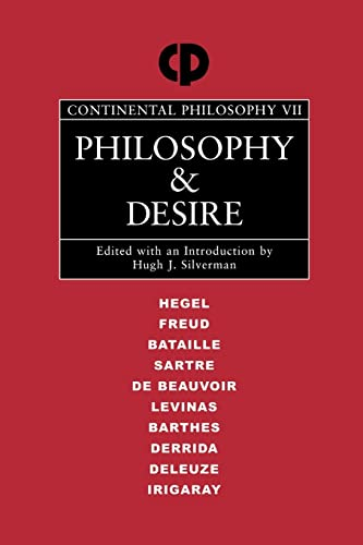 Philosophy and Desire 9780415919579