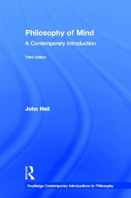 Philosophy of Mind: A Contemporary Introduction 9780415891745