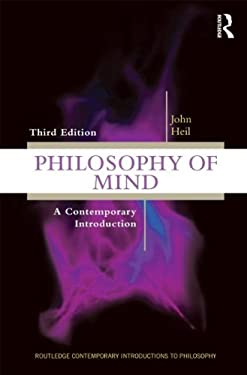 Philosophy of Mind: A Contemporary Introduction 9780415891752