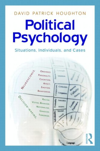Political Psychology: Situations, Individuals, and Cases 9780415990141