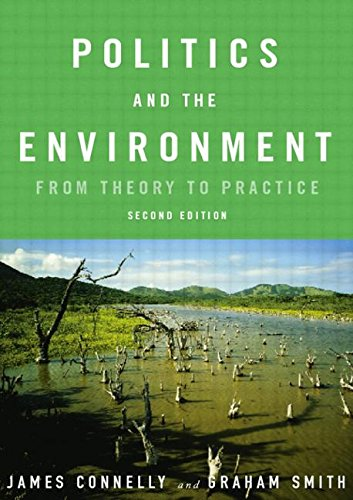 Politics and the Environment 9780415251464