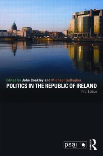 Politics in the Republic of Ireland 9780415476720