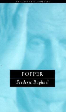 Popper: The Great Philosophers 9780415923910