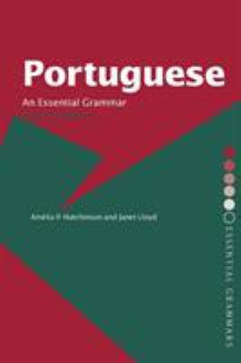 Portuguese: An Essential Grammar 9780415308175