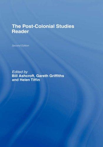 Post-Colonial Studies Reader 9780415345644