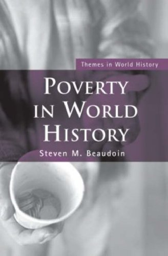 Poverty in World History 9780415254595