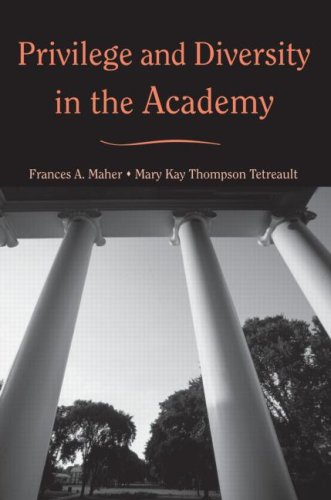 Privilege and Diversity in the Academy 9780415946650