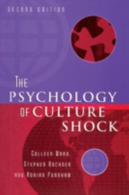 Psychology Culture Shock 9780415162357