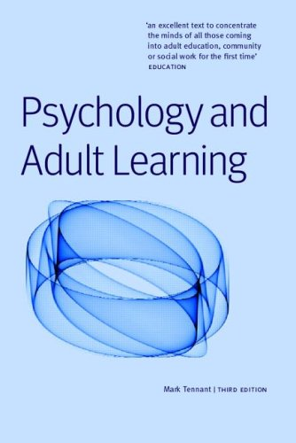 Psychology and Adult Learning 9780415373357