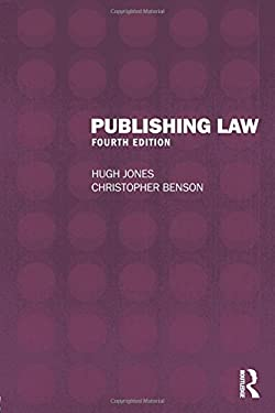 Publishing Law 9780415575171