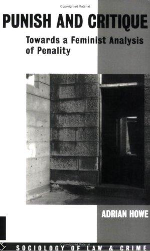Punish and Critique 9780415051910