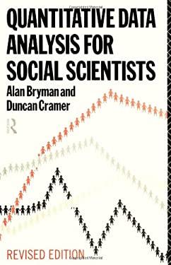 Quantitative Data Analysis for Social Scientists 9780415113076
