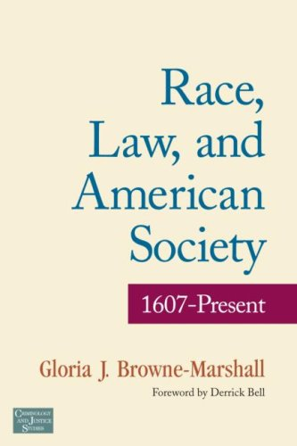 Race, Law, and American Society: 1607-Present 9780415952941