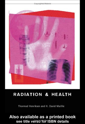 Radiation and Health 9780415271622