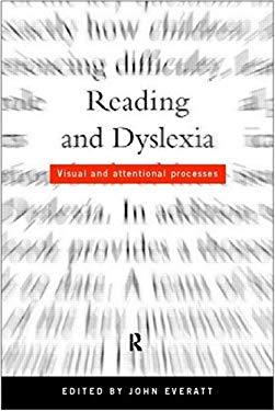 Reading and Dyslexia 9780415206334